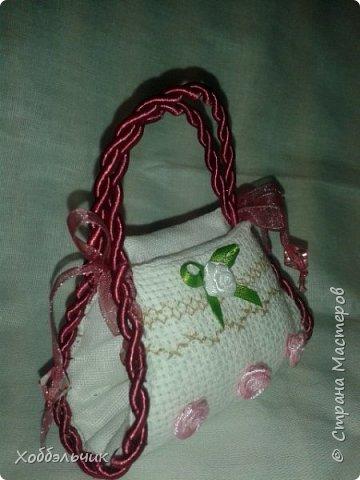 Игольница-сумочка фото 8