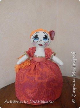 Куколка-грелка. фото 1