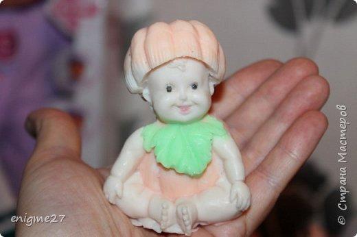 сувенирное мыло люди,дети фото 1