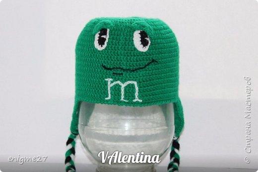 шапочка m&m- ка фото 1