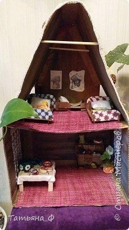Дом для трех медведей фото 1