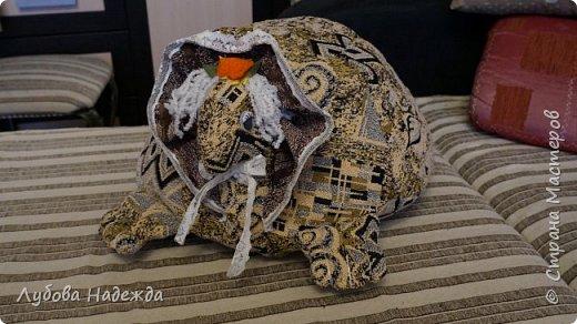 """Подушка """"Черепаха"""" фото 1"""
