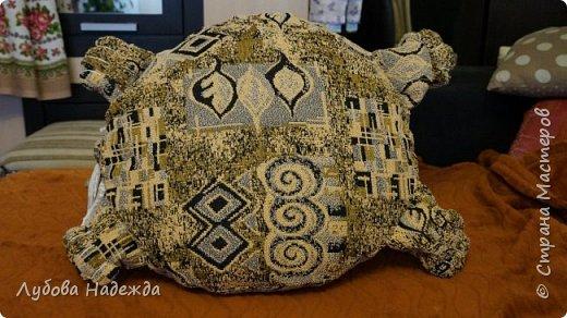 """Подушка """"Черепаха"""" фото 4"""