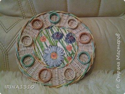 Пасхальная плетеночка. фото 3