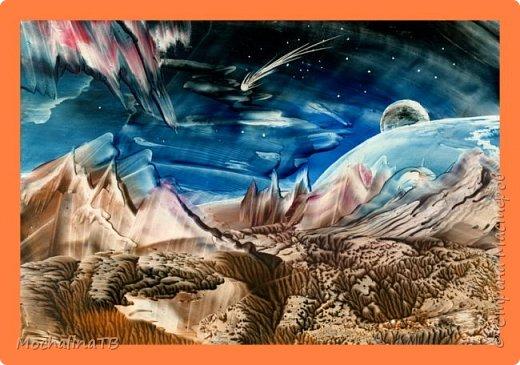 Предлагаю вашему вниманию ряд космических сюжетов. фото 3