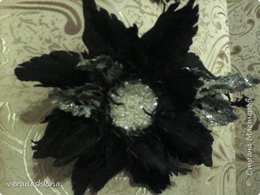 Цветы- брошки фото 3