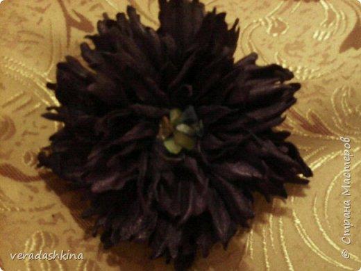 Цветы- брошки фото 2