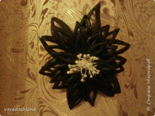 Цветы- брошки фото 1