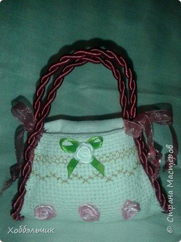 Игольница-сумочка фото 1