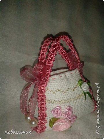 Игольница-сумочка фото 3