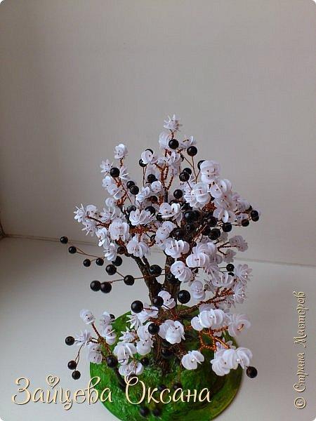 """Доброго времени суток, дорогие жители Страны! Деревьями в стиле Инь Ян я """"заболела"""" лет 5 назад. Долго вдохновлялась, и, вот они! Сделаны в разное время, себе и на заказ. фото 7"""