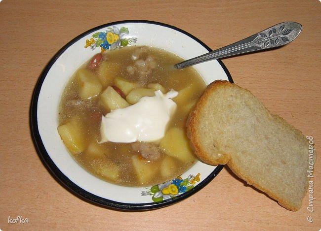 Добрый день. Я сегодня в совершенно неожиданном амплуа к вам ... в качестве кулинара. Хочу поделиться нашим семейным рецептом - фасолевый суп - очень бюджетный, но вкуснющий. фото 6