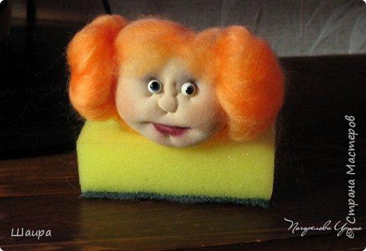Кукла-ведьма фото 2
