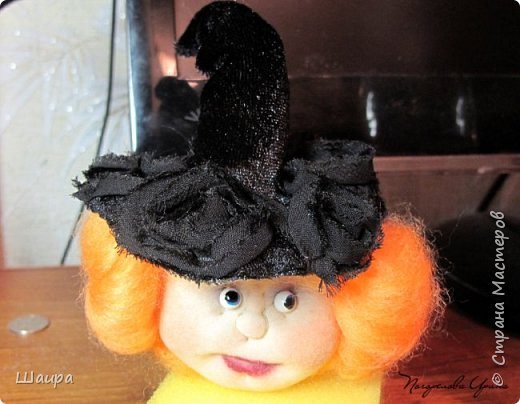 Кукла-ведьма фото 11