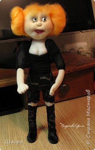 Кукла-ведьма фото 12