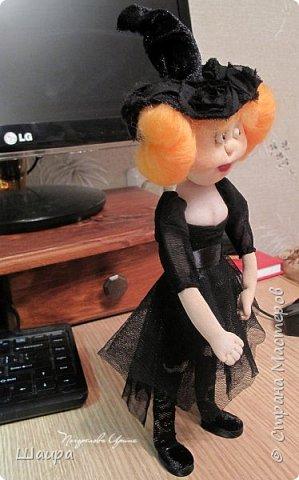 Кукла-ведьма фото 13