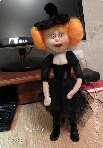 Кукла-ведьма фото 1