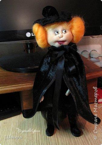 Кукла-ведьма фото 14