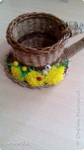 конфетница, одуванчики-фом. фото 1