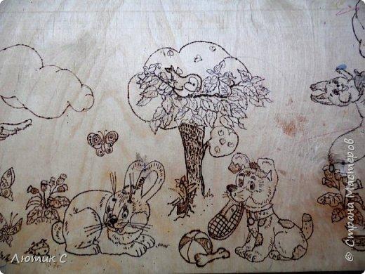 детский стол фото 12