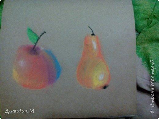 Рисунки пастелью  фото 8