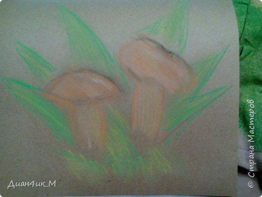 Рисунки пастелью  фото 7