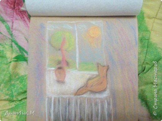 Рисунки пастелью  фото 6