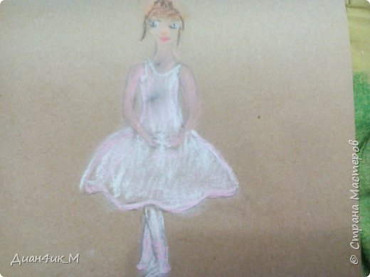 Рисунки пастелью  фото 5