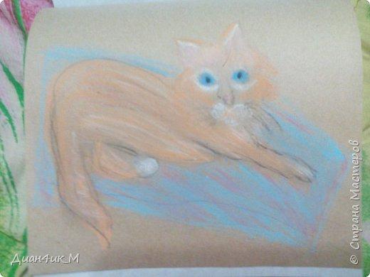 Рисунки пастелью  фото 4