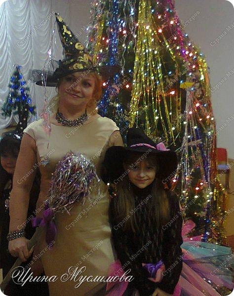 костюм ведьмочки в 1 классе! (2013 год) фото 4