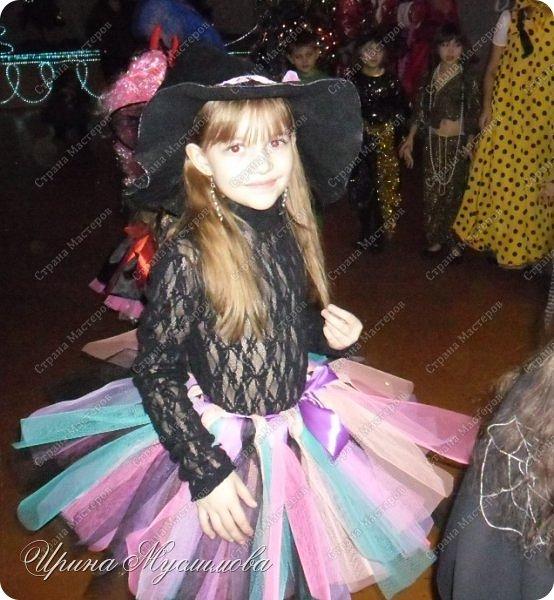костюм ведьмочки в 1 классе! (2013 год) фото 1