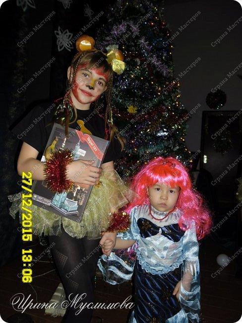 костюм ведьмочки в 1 классе! (2013 год) фото 6