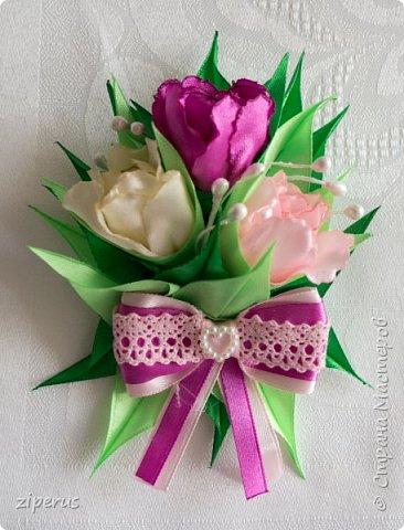 Эти украшения-для дочки в садик к празднику 8 марта фото 3