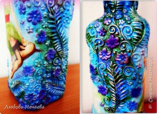 Распечатка,лепка холодным фарфором молдами и чуть-чуть пейп-арт фото 3