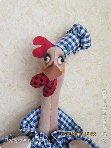 Пакетница Курица. фото 2