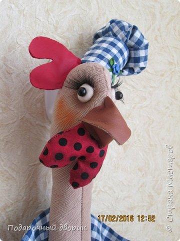 Пакетница Курица. фото 4