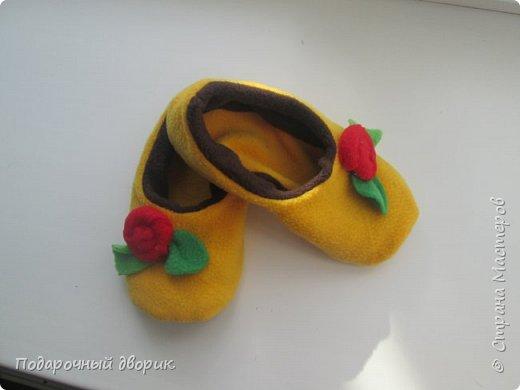 Тапочки детские-лягушата. фото 6