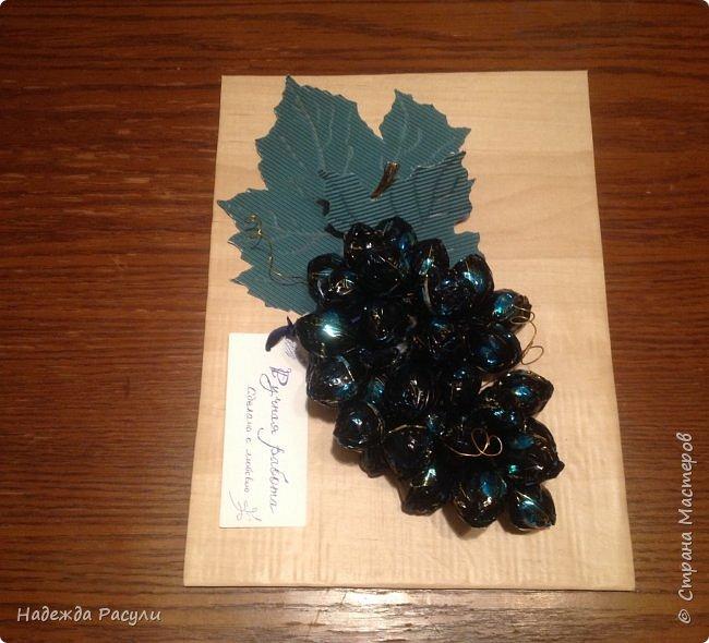 Гроздь винограда фото 2