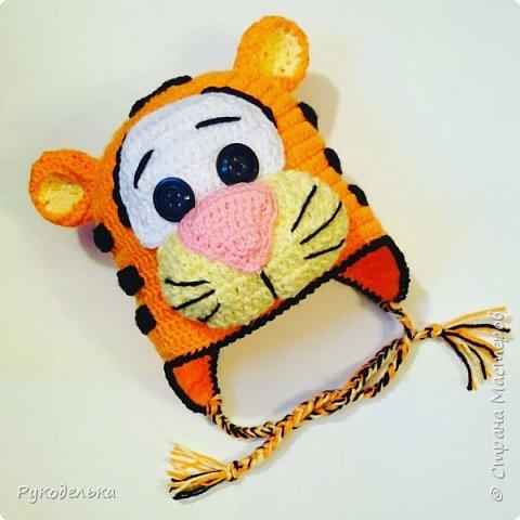 Шапочка Чеширский кот  фото 18