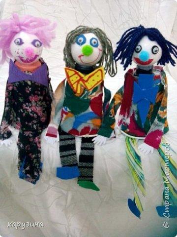 Клоуны- попрыгунчики фото 5