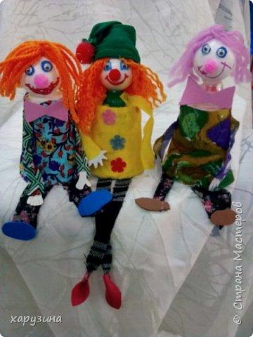 Клоуны- попрыгунчики фото 4