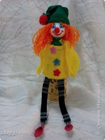 Клоуны- попрыгунчики фото 1