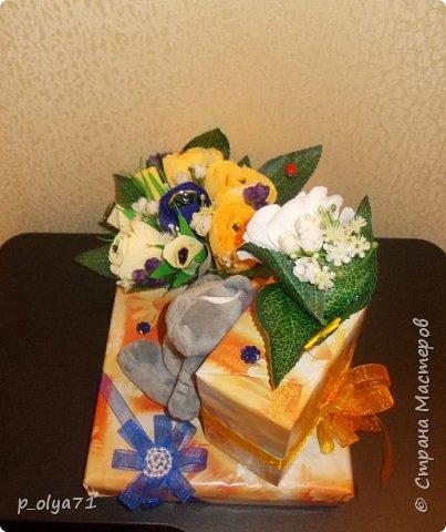 Здравствуйте!!  В апреле мои дочки будут поздравлять своих подруг с Д.Р. Вот решила сделать такие вот  2 комплектика )) фото 45