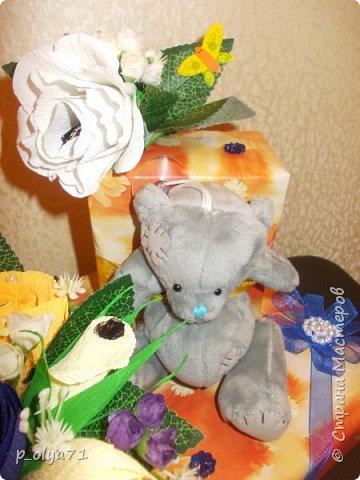 Здравствуйте!!  В апреле мои дочки будут поздравлять своих подруг с Д.Р. Вот решила сделать такие вот  2 комплектика )) фото 49