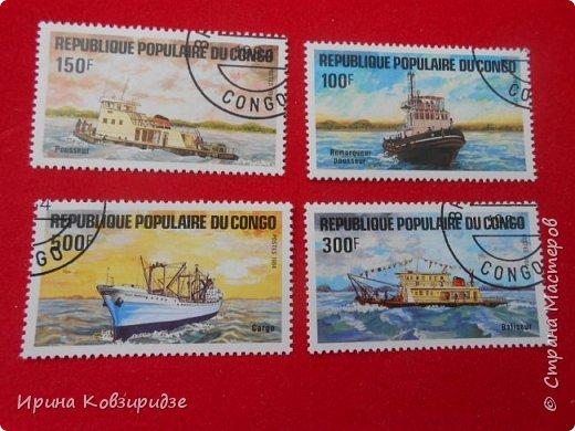 """Теперь перед вами марки """"Корабли"""". Это болгарские марки """"Парусные суда"""" фото 4"""