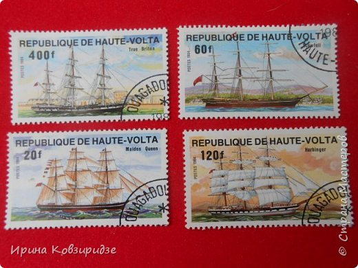 """Теперь перед вами марки """"Корабли"""". Это болгарские марки """"Парусные суда"""" фото 20"""
