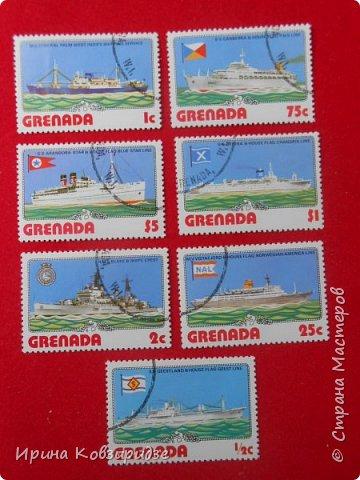 """Теперь перед вами марки """"Корабли"""". Это болгарские марки """"Парусные суда"""" фото 23"""