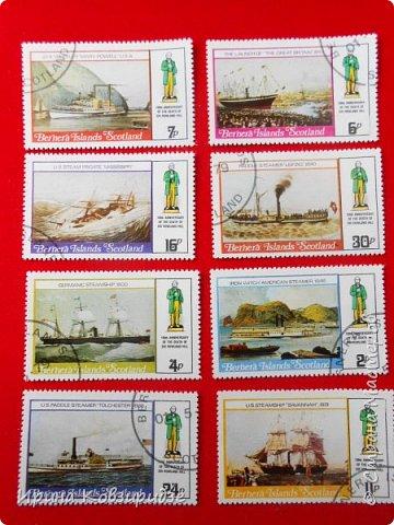 """Теперь перед вами марки """"Корабли"""". Это болгарские марки """"Парусные суда"""" фото 24"""