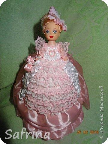 кукла-шкатулка №8 фото 1