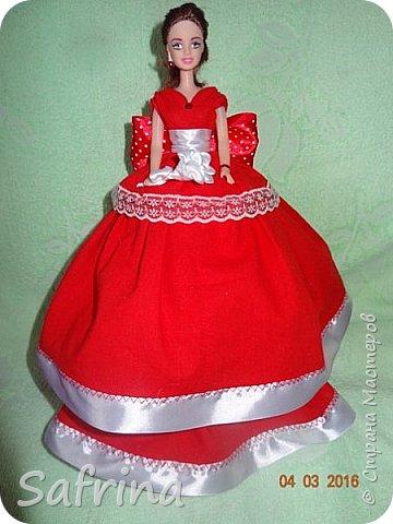 кукла-шкатулка №9 фото 5